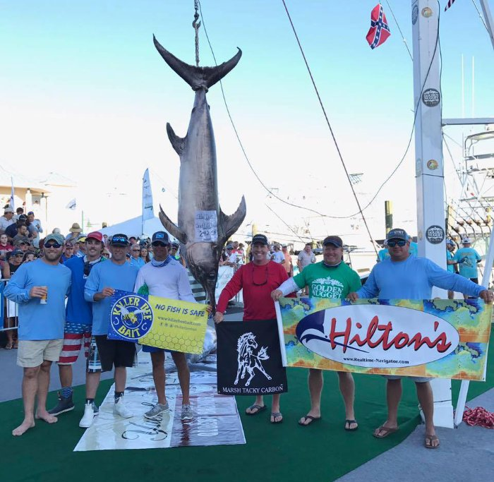Apalachicola Fishing Company Grand Prize Catch